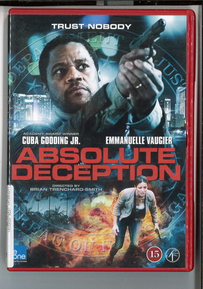 ABSOLUTE DECEPTION (BEG HYR DVD)