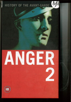 KENNETH ANGER 2  (VHS)  UK