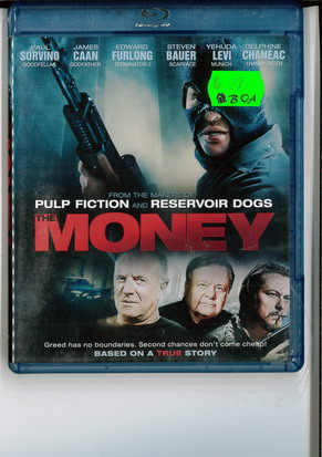 MONEY (BEG BLU-RAY)
