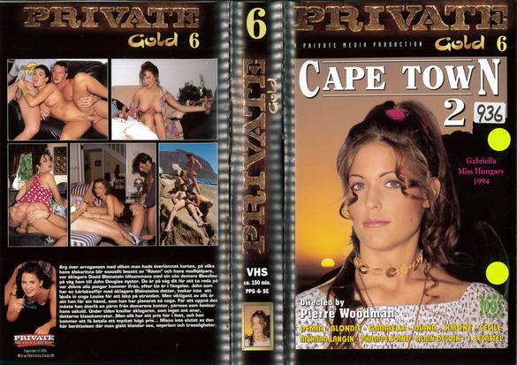 PRIVATE GOLD 06 CAPE TOWN 2 (VHS)