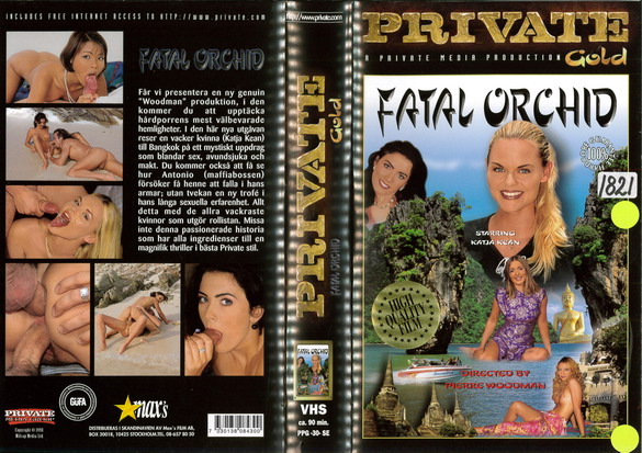 PRIVATE GOLD 30 FATAL ORCHID (VHS)