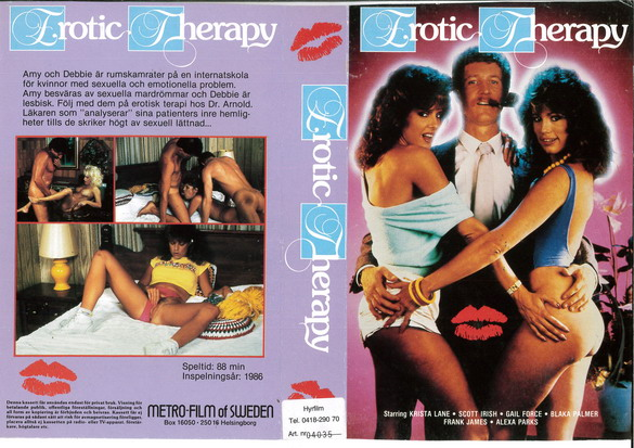 EROTIC THERAPY