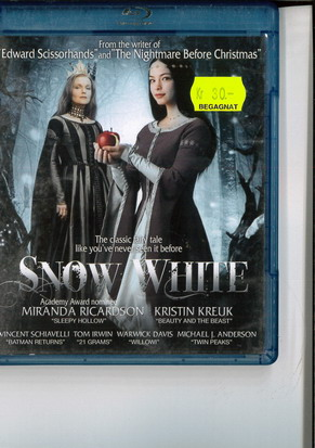 SNOW WHITE (BEG HYR BLU-RAY)
