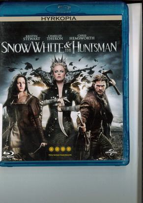 SNOW WHITE AND THE HUNTSMAN (BEG HYR BLU-RAY)