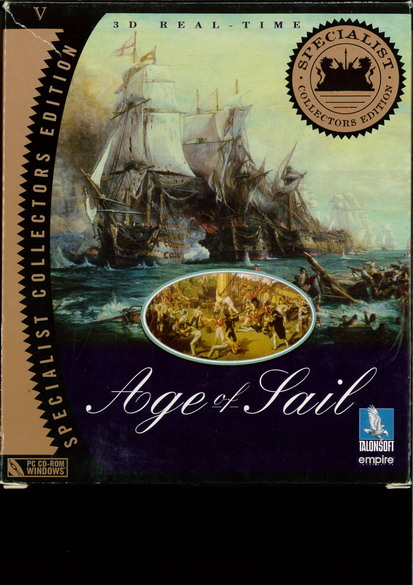 AGE OF SAIL (PC)
