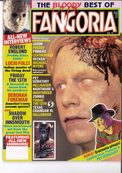 BLOODY BEST OF FANGORIA 09