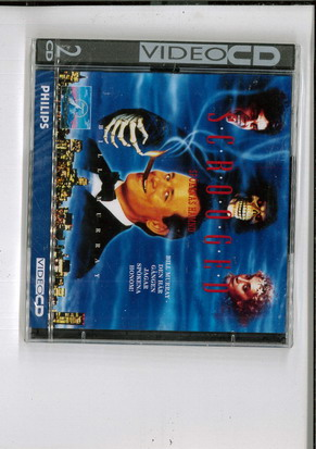SCROOGED (VIDEO CD)