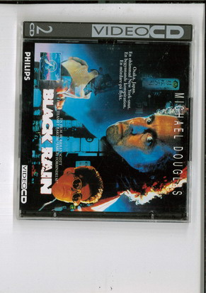 BLACK RAIN (VIDEO CD)