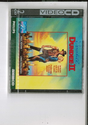 CROCODILE DUNDEE 2 (VIDEO CD)