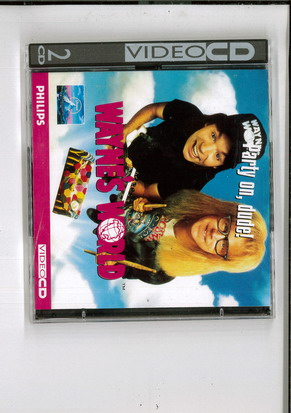 WAYNE'S WORLD (VIDEO CD)