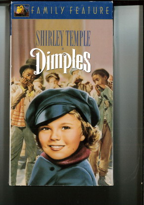 DIMPLES  (VHS)   USA