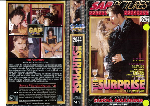 2044 THE SUPRISE (VHS)