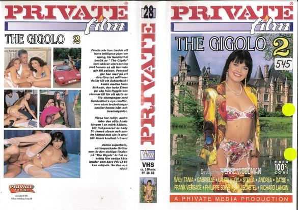 PRIVATE FILM 28 (VHS)