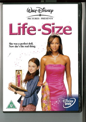 LIFE-SIZE (BEG DVD)