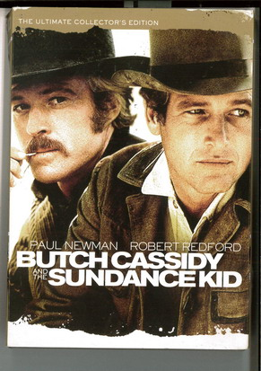 BUTCH CASSIDY AND THE SUNDANCE KID (BEG DVD) USA IMPORT