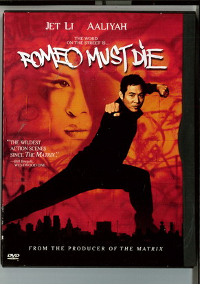 ROMEO MUST DIE (BEG DVD) USA IMPORT