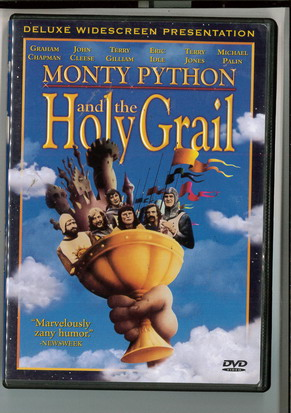 MONTY PYTHON AND THE HOLY GRAIL (BEG DVD) USA IMPORT