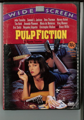 PULP FICTION (BEG DVD) USA IMPORT