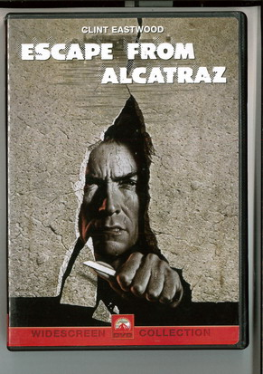 ESCAPE FROM ALCATRAZ (BEG DVD) USA IMPORT