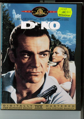 DR.NO (BEG DVD) USA IMPORT