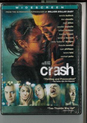 CRASH (DVD) USA IMPORT