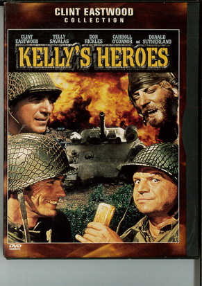 KELLY'S HEROES (BEG DVD) USA IMPORT