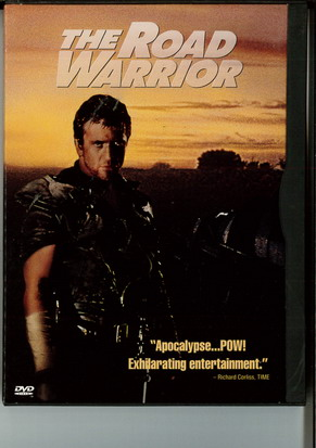 ROAD WARRIOR (BEG DVD) USA IMPORT