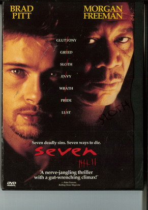 SEVEN (BEG DVD) USA IMPORT - SNAPPCASE