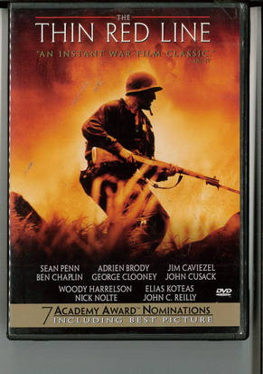 THIN RED LINE (BEG DVD) USA IMPORT