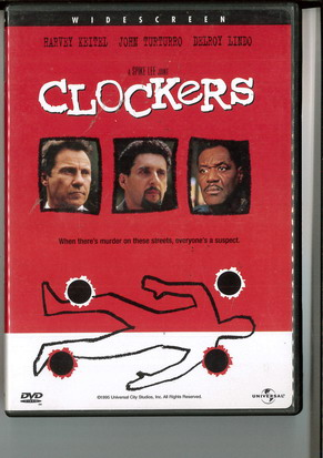 CLOCKERS (BEG DVD) USA IMPORT