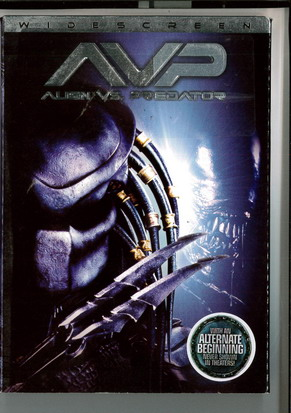 ALIEN VS PREDATOR (BEG DVD) USA IMPORT