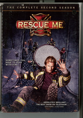 RESCUE ME SEASON 2 (BEG DVD) USA IMPORT