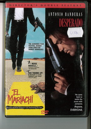 EL MARIACHI + DESPERADO (BEG DVD) USA IMPORT