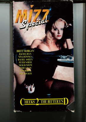 814 CHEEKS 2 + BEND OVER BABES (VHS)