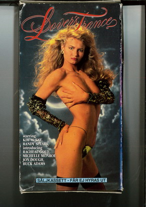 819 CHEEKS 3 + LOVERS FRANCE (VHS)