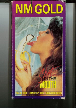 410 A SHOT IN THE MOUTH +  (VHS)