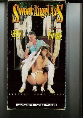 827 SIZZLE - SWEET ANGEL ASS (VHS)