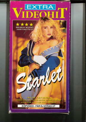422 SNATCHED TO THE FUTURE + STARLET (VHS)