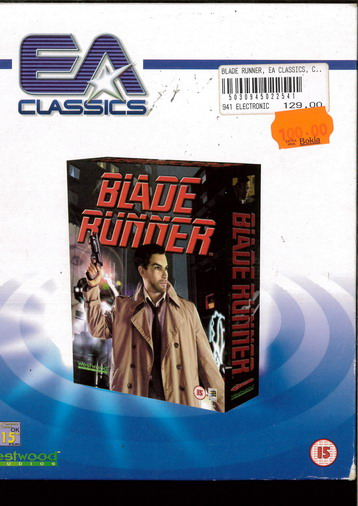 BLADE RUNNER (PC BEG)