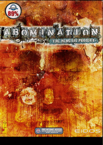 ABOMINATION (PC BEG)