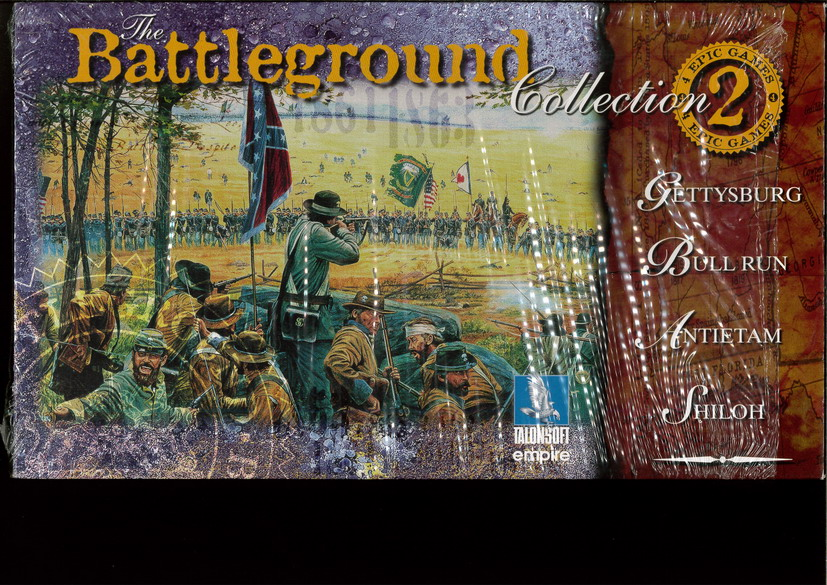 BATTLEGROUND COLLECTION (PC BEG)