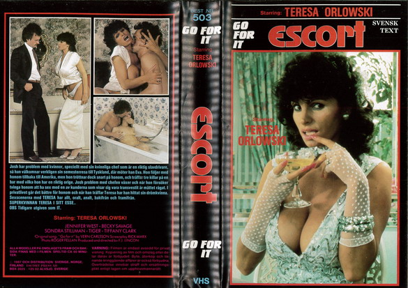 503 ESCORT - GO FOR IT (VHS)