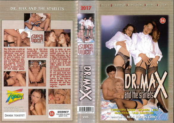 DR.MAX AND THE STARLETS (VHS) DK