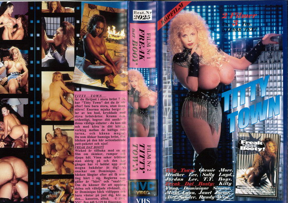 2025 FREAK DAT BOOY MM   (VHS)