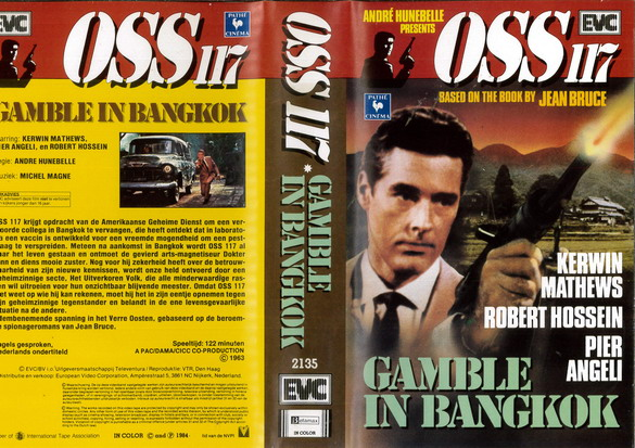 OSS 117:GAMBLE IN BANGKOK (BETA) HOL