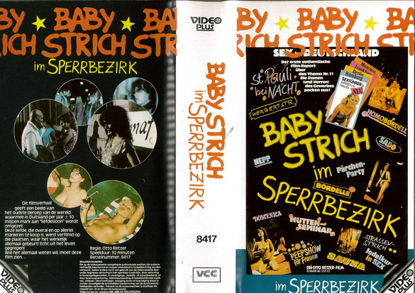 BABY STRICH IM SPERRBEZIRK (VIDEO 2000) HOL