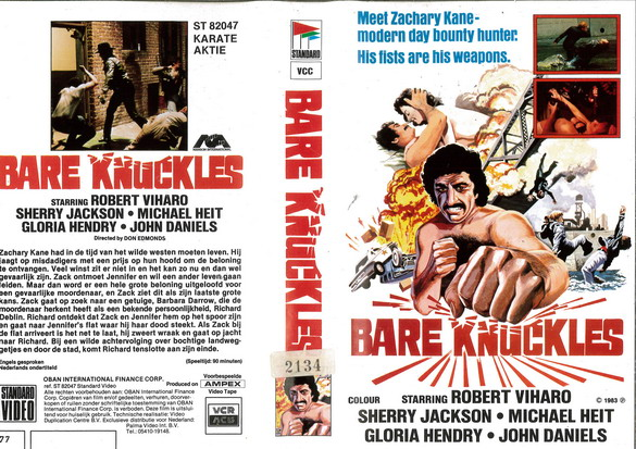 BARE KNUCKLES (VIDEO 2000) HOL