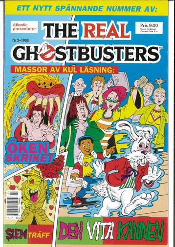 REAL GHOSTBUSTERS