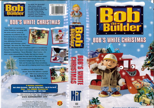 BOB THE BUILDER (VHS) USA