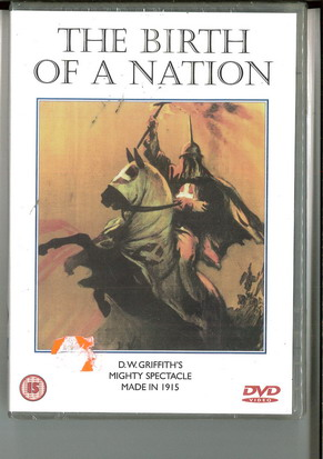 BIRTH OF A NATION (DVD)UK